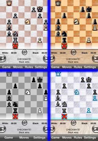 Chess Tiger for iOS - The best chess program for iPhone